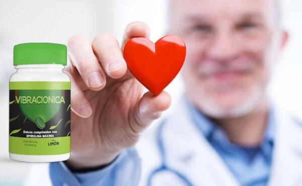 vibracionica cápsulas salud colesterol
