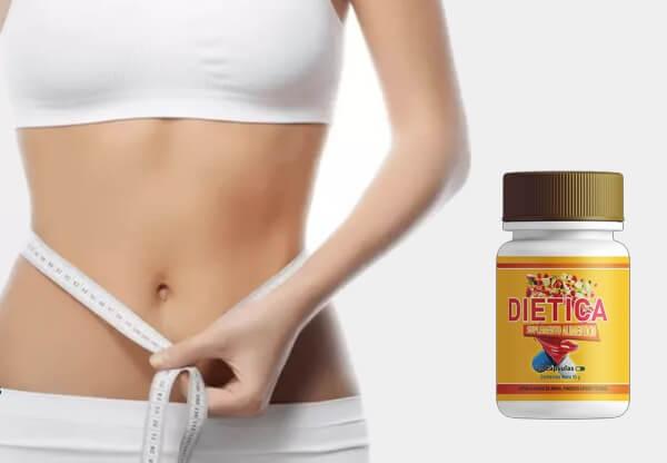 dietica capsulas pérdida de peso adelgazar