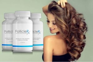 FollicleRX – ¡Cápsulas orgánicas con una fórmula para un cabello nutritivo visualmente largo e impresionante!