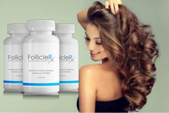 follicleRX capsulas, mujer, cabello