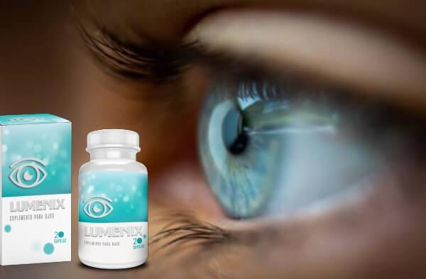 lumenix capsulas, ojos
