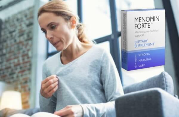 Menopausia, menomin forte