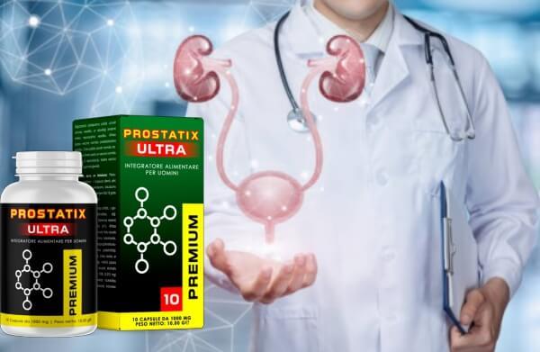 capsulas próstata
