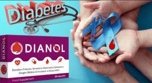 Dianol – Cápsulas con Bio-Formula de Nature para el equilibrio y la armonía en el azúcar en sangre