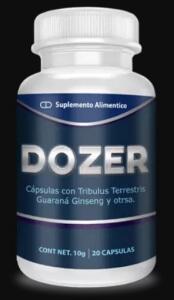 Dozer Capsulas México