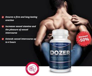 Dozer Revisión – Suplemento dietético natural para el agrandamiento del pene y mejora masculina general