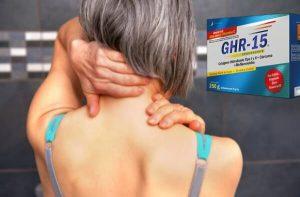 GHR-15 Revisión – Fórmula natural para una mejor movilidad articular