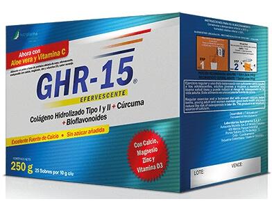 GHR-15 Sobres