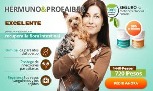 Hermuno&Profaiber – Mejor limpieza de parásitos, ofrece desintoxicación completa