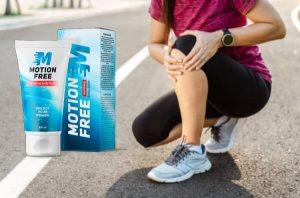 Motion Free – ¡Un gel calmante natural para una movilidad articular mejorada!