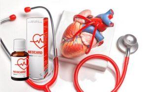 NeoCard – Trata la hipertensión, normaliza la circulación sanguínea y apoya la salud del corazón de forma natural