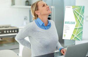 Nivelisan: parches transdérmicos con fórmula biológica para el dolor articular y muscular
