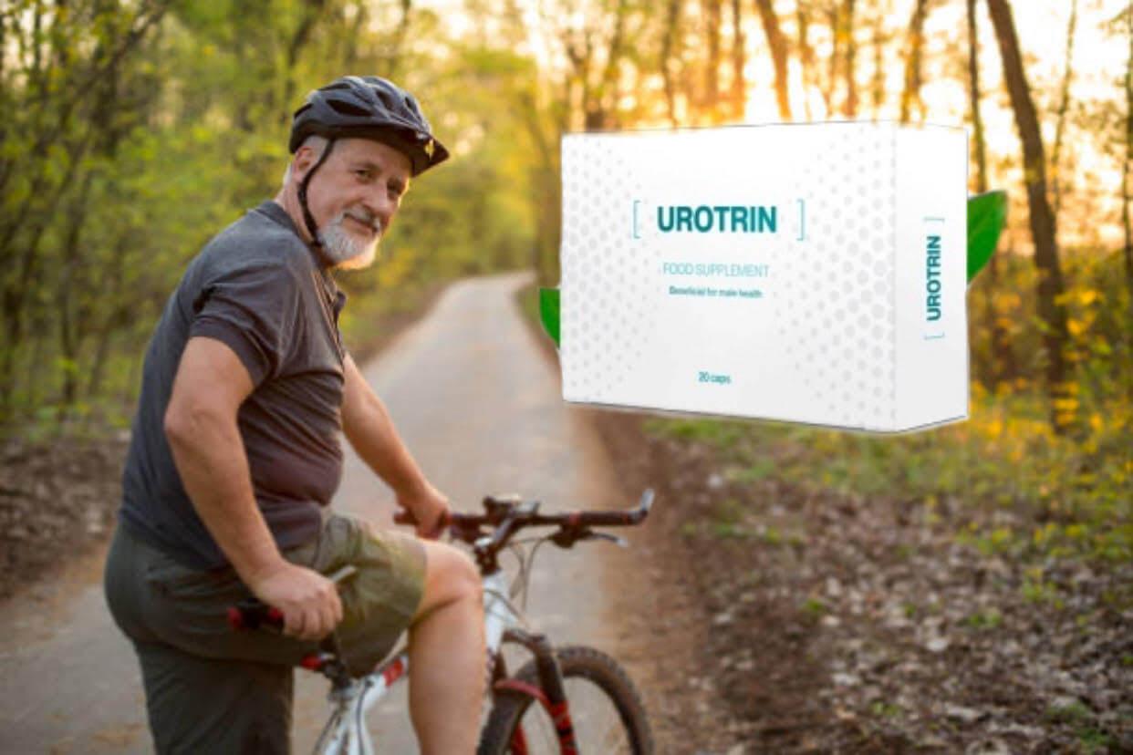 cápsulas de urotrin, próstata, libido