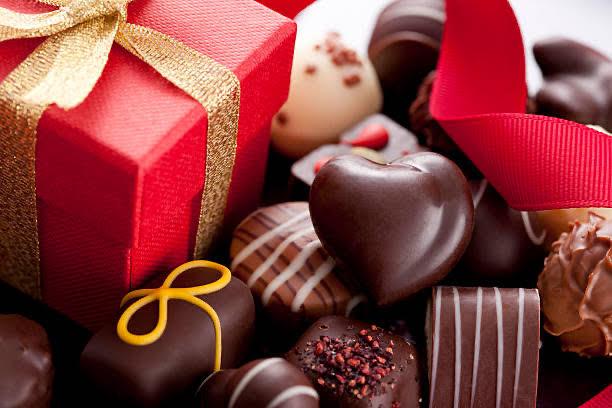 Los dulces y el chocolate