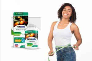 Fortunella Cápsulas – Manera natural para aumentar sus procesos metabólicos y quema de grasa!