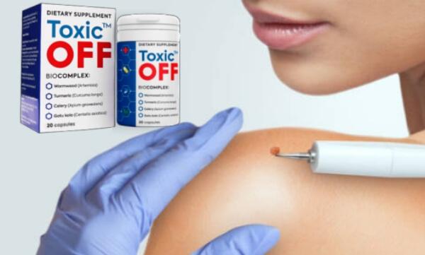 Toxic Off Precio