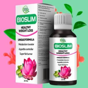 BioSlim España gotas