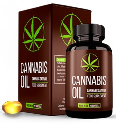 Cannabis Oil capsulas España