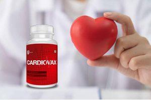 Cardiovax Revisión – Nuevas cápsulas orgánicas para una dosis diaria de energía y buen tono!