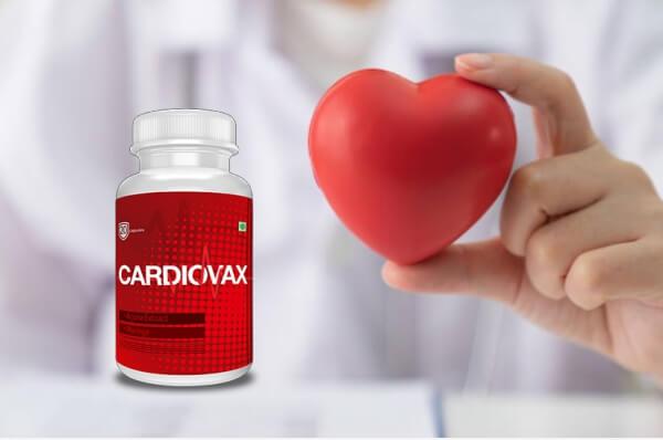 Cardiovax capsulas Opiniones comentarios
