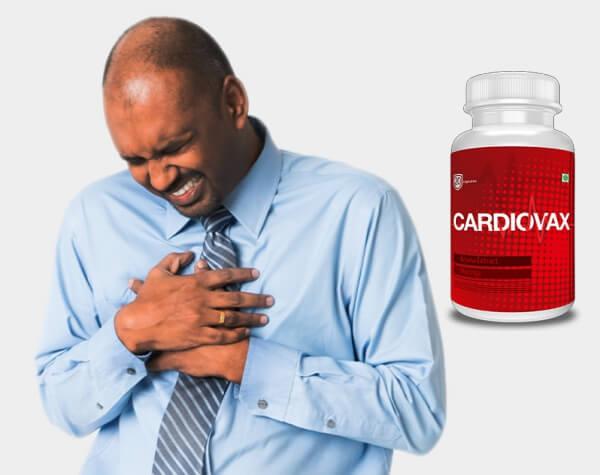 Cardiovax Revisión cápsulas