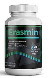 Erasmin para la prostata 20 capsulas México y Chile
