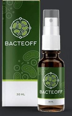 BacteOff revisión de aerosol  España