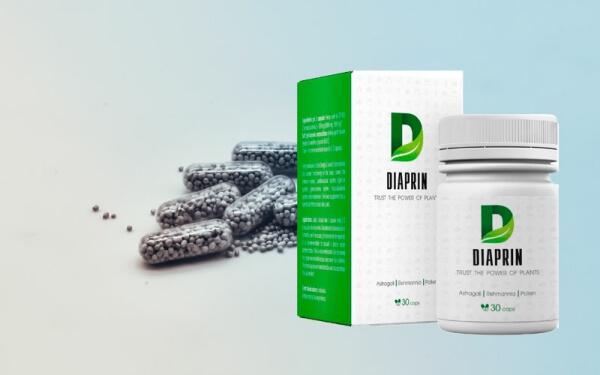 cápsulas Diaprin precio España