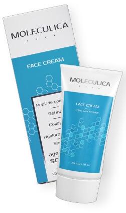 Moleculica crema máscara España