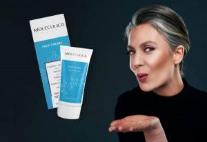 Moleculica – Línea única de productos para el cuidado de la piel de mascarilla y crema para el rejuvenecimiento natural de la piel