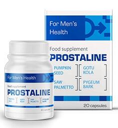 ProstaLine 20 capsulas España