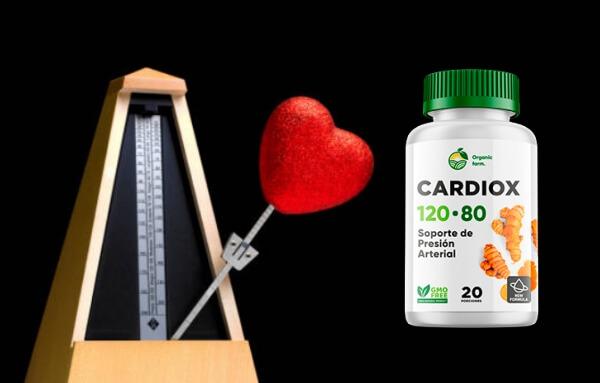 Cardiox opiniones Comentarios Peru