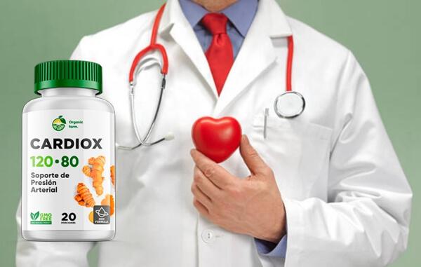 Cardiox precio en Perú inkfarma