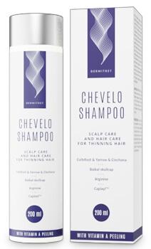 Chevelo Shampoo España 200 ml