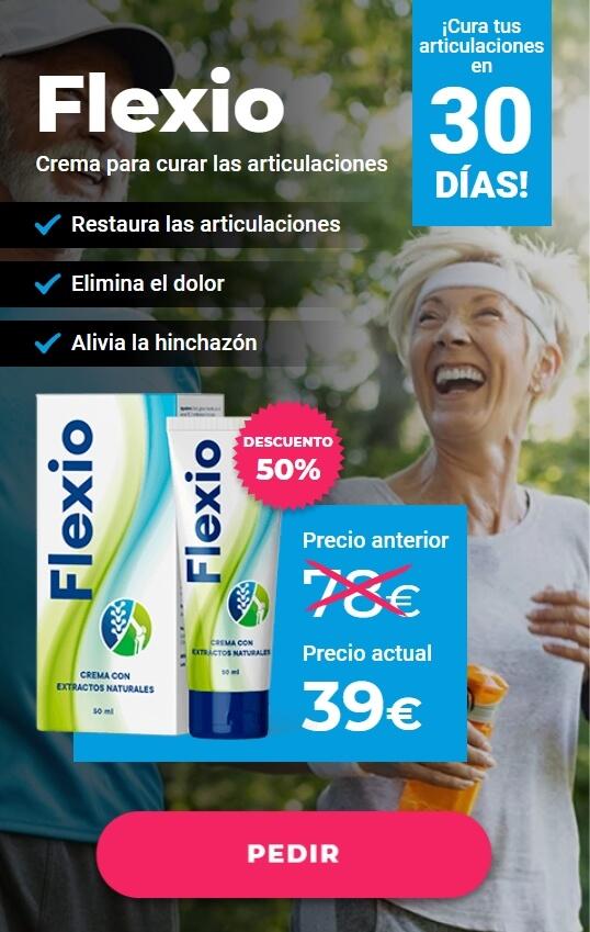 Flexio Crema Precio España