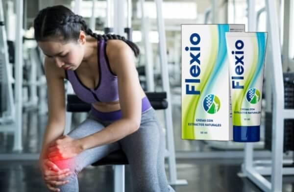 Flexio Crema para el dolor articular