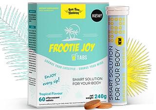 Frootie Joy 60 tabletas 240 g España