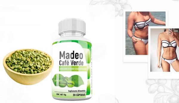 Madeo Café Verde cápsulas COMENTARIOS OPINIONES