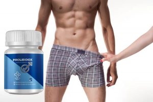 ProLibidoX Cápsulas para la potencia masculina y la fuerza sexual
