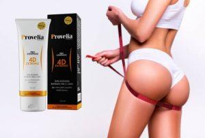Provelia es una excelente crema de modelado corporal en México, según reseñas y comentarios en foros en línea