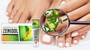 Zenidol Crema de hongos y problemas de pies – Reseñas, Precio en farmacia, Ingredientes