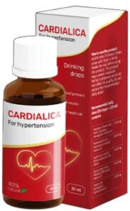 Cardialica Gotas España 20 ml