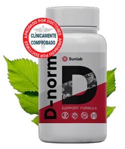 D-Norm para las diabetes Sunlab Perú