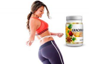 Graciola bebida en polvo – Volver a ponerse en forma sin dietas con una fórmula basada en espirulina!