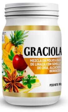 Graciola mezcla en polvo Colombia