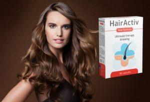 HairActiv – Cápsulas para el crecimiento natural del cabello y problemas de uñas en 2021