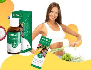 IdealFit – perder peso de forma natural y saludable