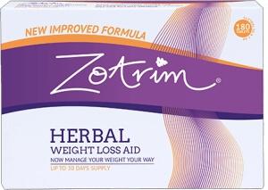Zotrim capsulas España