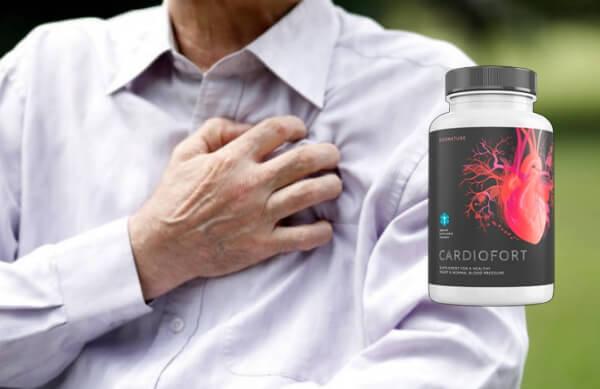 Cardio Fort fórmula