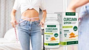 DUO C&P Curcumin & Piperin – Una fórmula para quemar grasa rápidamente en 2021!